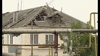 Зеленокумск до сих пор восстанавливают после урагана
