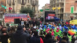 Carnevale Coratino 2018, la proclamazione dei vincitori