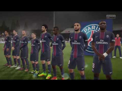 FIFA 17 Karriere/ Marco Verratti