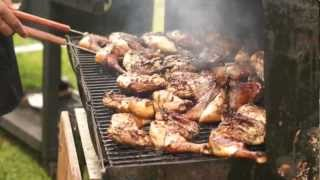 "Secrets Of Jamaican Jerk Chicken: An Inside Look At ""617 Jerk"""