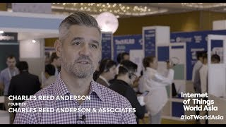 CRA Interview at IoT World Asia Sept 2018