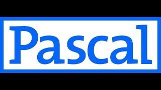 Уроки Паскаля