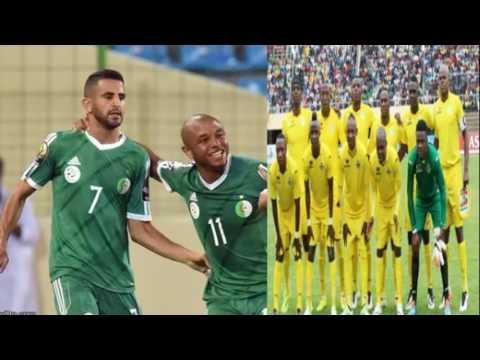 Algeria vs. Zimbabwe Pre Match Analysis Preview - AFCON 2017
