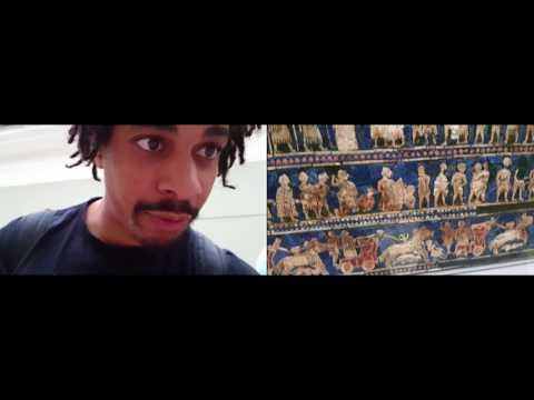Standard of Ur (Black Semites fail)