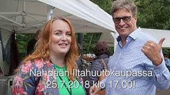Helanderilaiset Fiskarsissa 6.7.2018