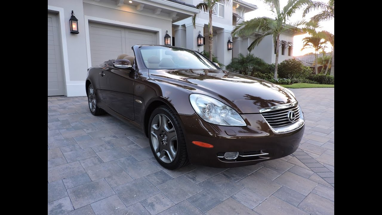 2006 lexus sc430 pebble beach edition for sale by auto. Black Bedroom Furniture Sets. Home Design Ideas
