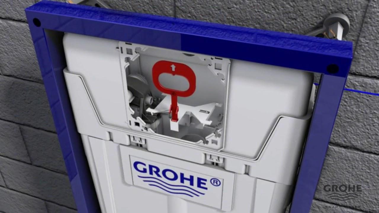 Notice Installation Wc Suspendu Grohe comment installer mon bâti support autoportant grohe - destock design