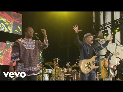 Paul Simon - Diamonds on the Soles of Her Shoes (from The Concert in Hyde Park)