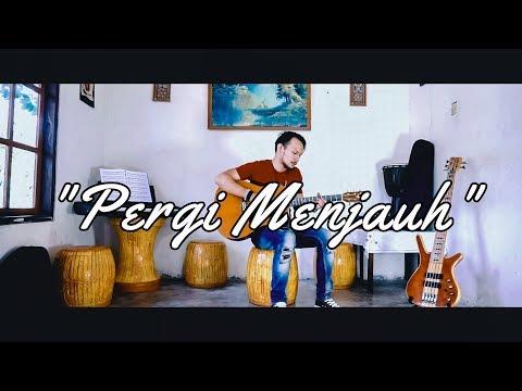 Pergi Menjauh - Marion Jola (Fingerstyle Guitar Cover)