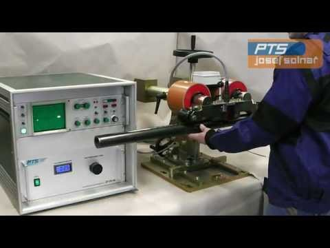 ET NDT Pipe Inspection Using Eddy Current