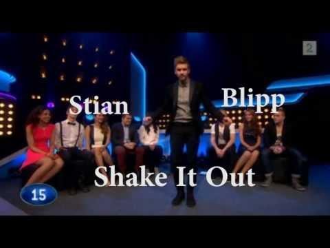 "Stian Blipp ""Shake it Out"" Compilation"