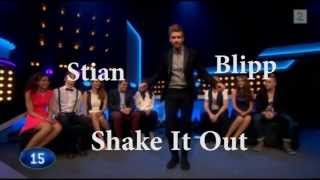 "Stian Blipp ""Shake it Out"" Compilation"