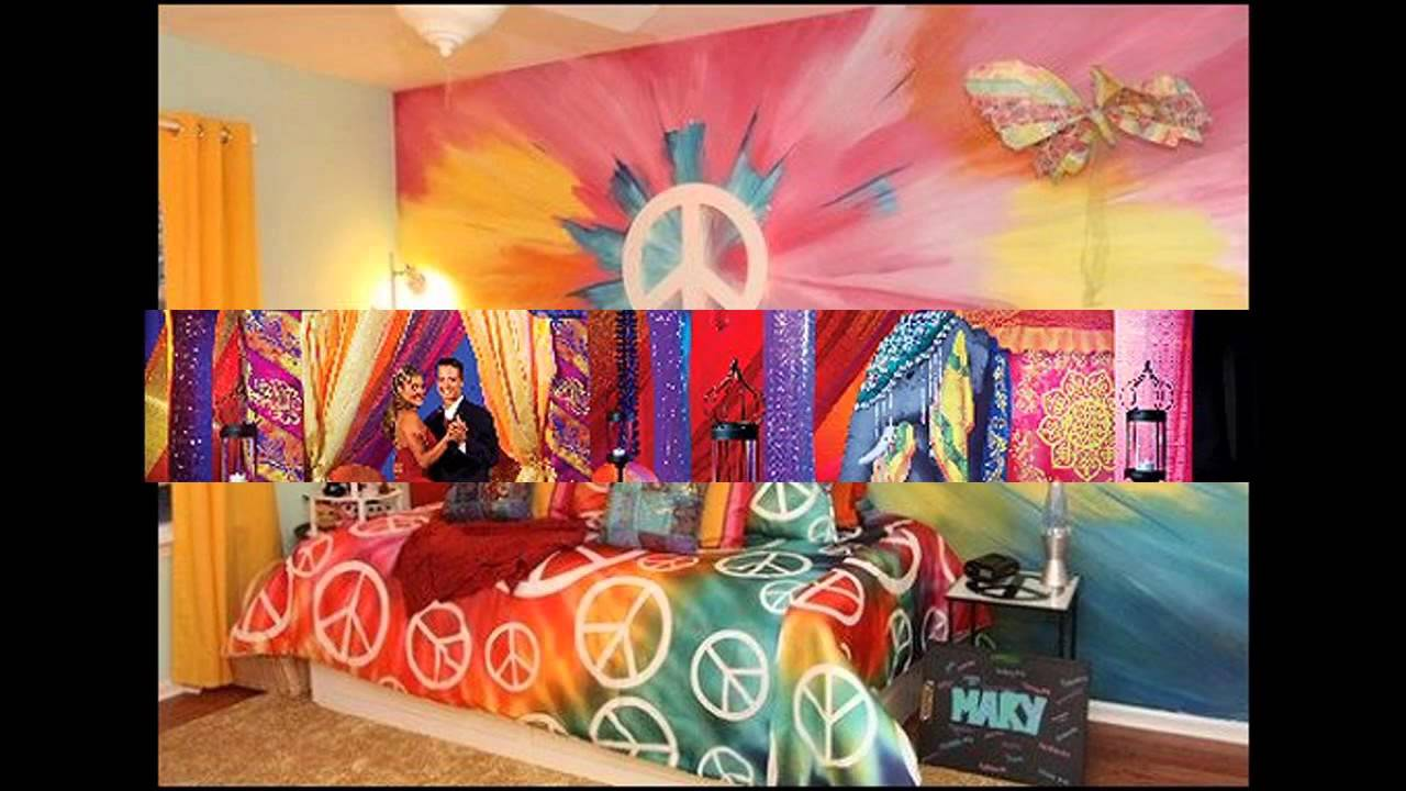 Cool Hippie Decorating Ideas Youtube