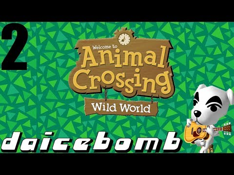 Animal Crossing Wild World Let's Play | Episode 2: New House and New Rules
