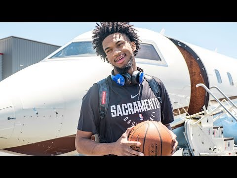 All Access: Bagley III Arrives in Sactown