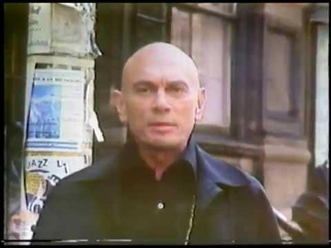 Yul Brynner - New York City PSA (1978)