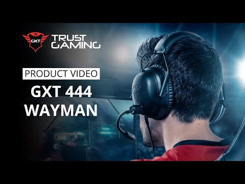 GXT 444 Wayman Pro Gaming Headset 🎮🎧