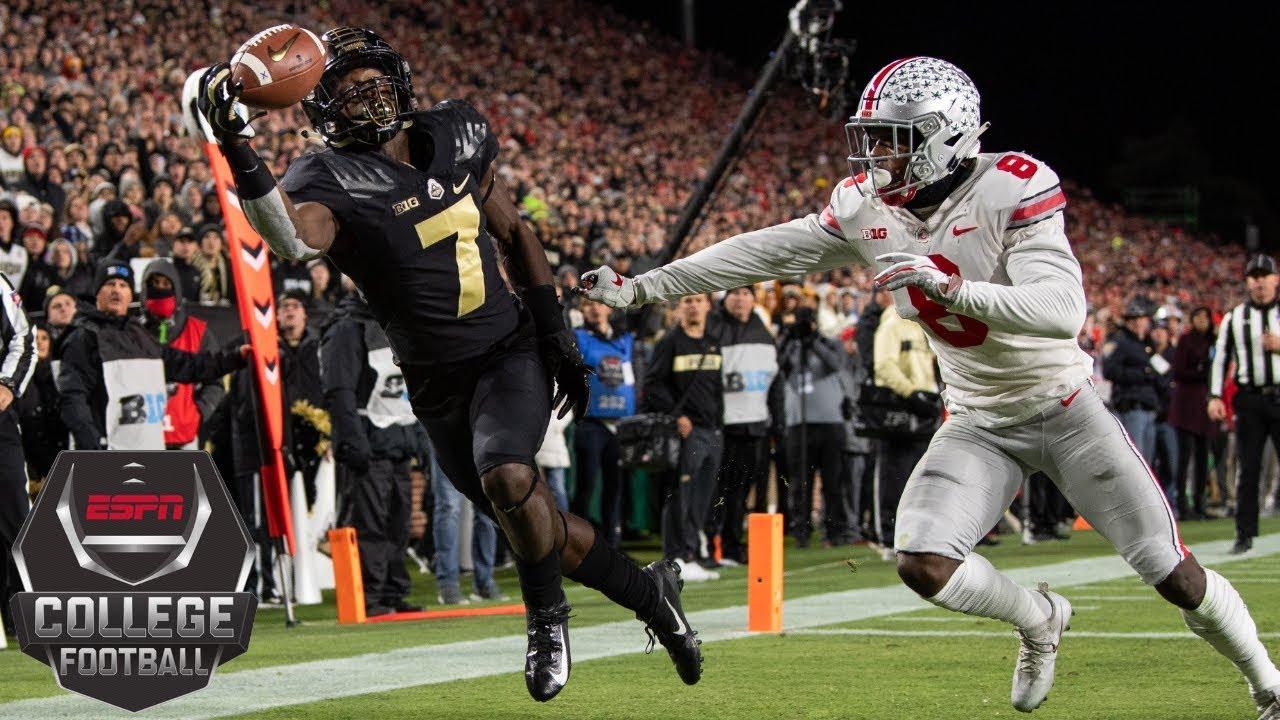 Top 10 College Football Plays Of Week 8 College Football