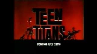 Teen Titans Season 1 Promos
