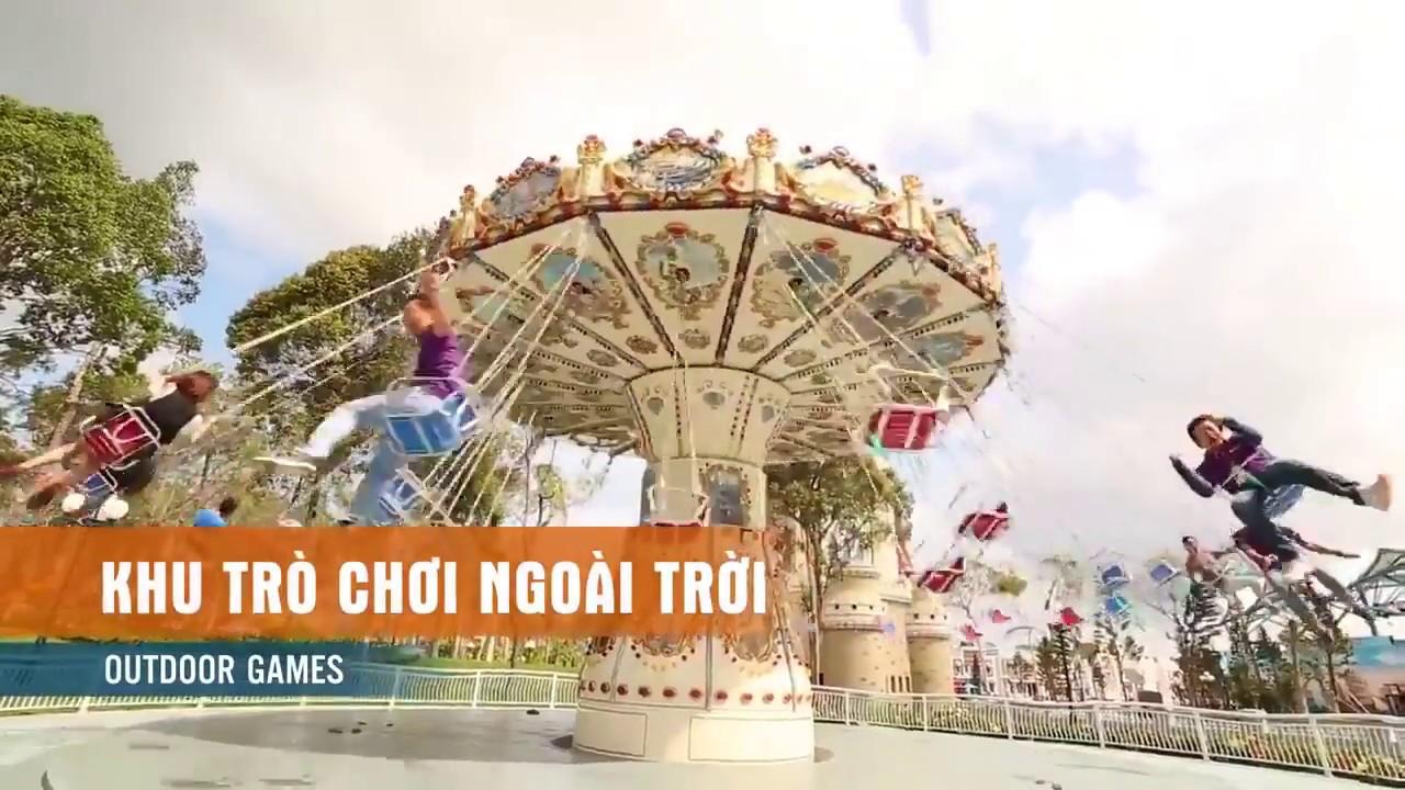 1001 TRÒ CHƠI KHÔNG THỂ BỎ QUA - Vinpearl Land Nha Trang, Phú Quốc, Nam Hội  An