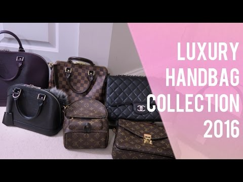 UPDATED HANDBAG COLLECTION 2016 | FashionablyAMY