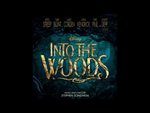 INTO THE WOODS - STAY WITH ME LYRICS