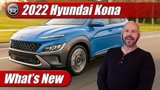 2022 Hyundai Kona: What's New