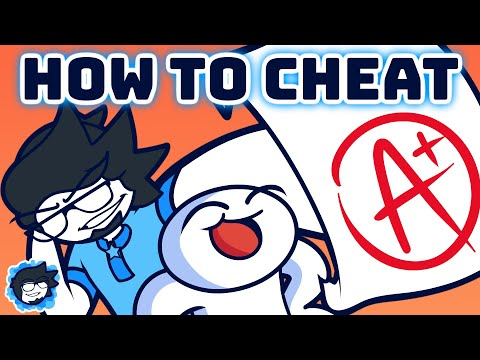 Thumbnail: Cheating in School (Ft. TheOdd1sOut)