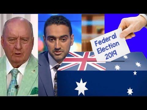Alan Jones Destroys Waleed Aly's Prediction For Australia's 2019 Election
