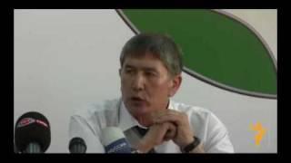 Атамбаев жана Назаралиев: Шайлоо легитимсиз