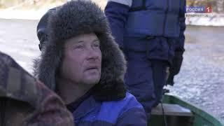 У зимы на пороге. Фильм Сергея Герасимова