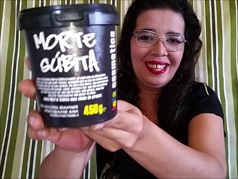 hidratação para cabelos ressecados creme e mascara - Mensagem Feminina - By Dryka