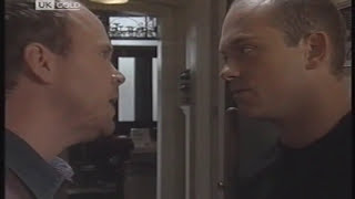 Grant Mitchell In Trouble With Jason Cox (15th October 1992)