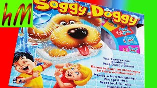 Играем в игру Soggy Doggy или мокрая собака!