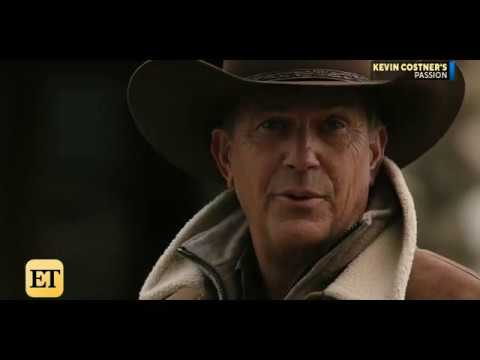 Kevin Costner Interview with ET - #yellowstone #TalesFromYellowstone from YouTube · Duration:  3 minutes 19 seconds