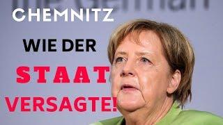 Chemnitz - Chronik eines Staatsversagens