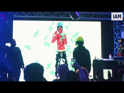 Playboi Carti Brings Out Skepta To Perform Lean 4 Real @Adidas Party | THIS IS LDN [EP:198]