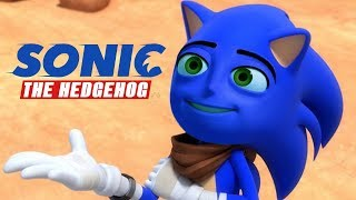 The Sonic Movie Looks Great !