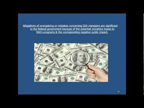 Federal SSA Managers Professional Liability Insurance Webinar.wmv