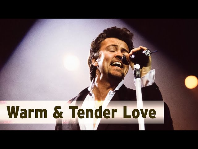 Paul Young Warm and Tender love 1992