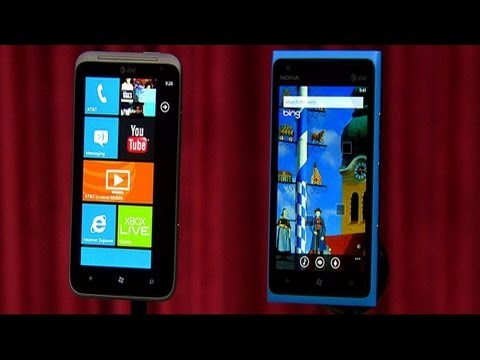 HTC Titan II vs. Nokia Lumia 900 - Prizefight
