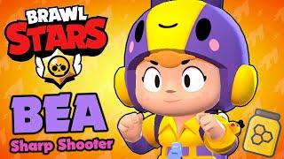 Brawl Stars - Bea The Best Sharp Shooter!!