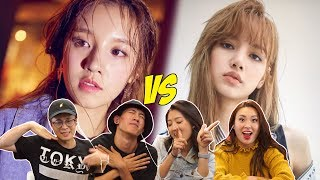 Baixar Who's Your Girl Crush? BLACKPINK or (G)I-DLE? | Kool Oppas & Unnies