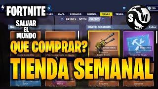 #FORTNITE #SALVARELMUNDO ++DUETO++ WEEKLY STORE TO BUY?