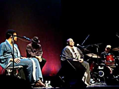 Dr. Bernice Johnson Reagon, Tribute to Odetta with Lizz Wright & Toshi Reagon.