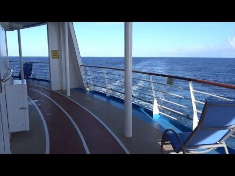 Harmony of the Seas: Seaviews (Running Track, Bridge Wings, & More!)