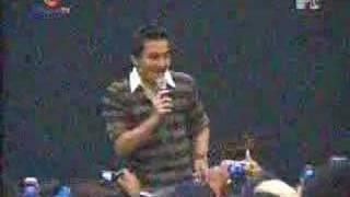 Sahrul Gunawan di MTV Nongkrong Bareng Part 2