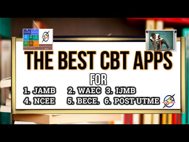 The Best CBT Applications