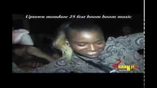 UPTOWN MONDAZE VOL.25 2014 feat BOOMBOOM