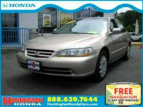 Great Used Honda Accord Sedan NY New York 2001 Located In Long Island At Huntington  Honda